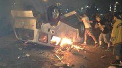 Émeute de la Saint-Patrick: huit étudiants