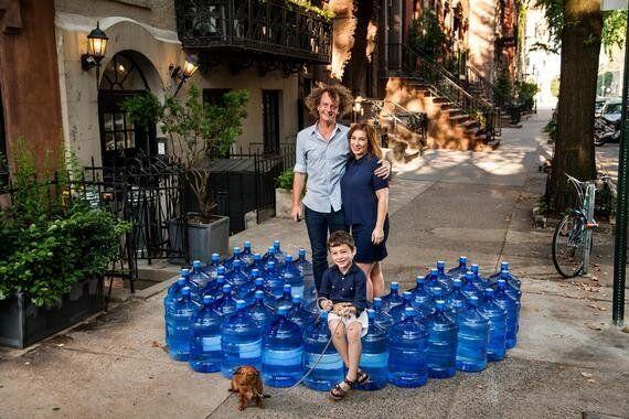 L'eau est une affaire de