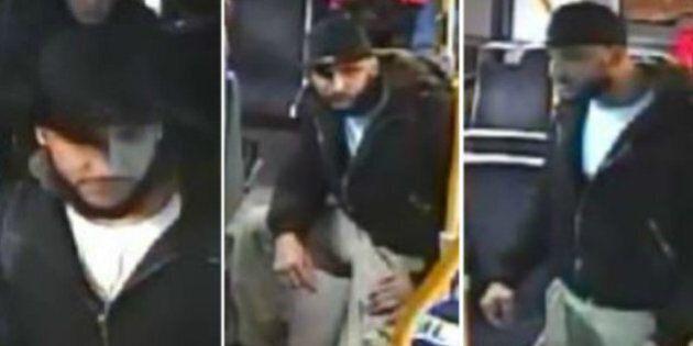 Arrestation d'un homme recherché pour voies de fait dans un autobus à