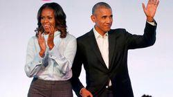 Barack et Michelle Obama prennent d'assaut