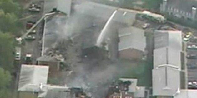 États-Unis: un chasseur F-18 s'écrase près d'une zone