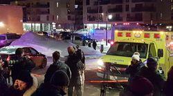 Attentat terroriste dans une mosquée de
