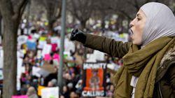 Des milliers de manifestants devant la