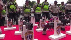Au Venezuela, on échange des armes contre de