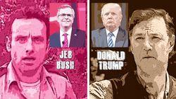 Les primaires américaines expliquées par... «The Walking Dead»