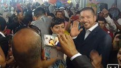 Pour leur mariage, ils ont invité 200 réfugiés