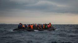 Naufrage de migrants dans la mer Égée, au moins 35