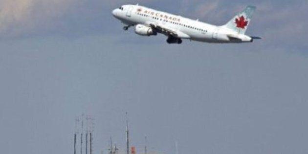 Air Canada: la fatigue est en cause dans un incident qui a fait des blessés