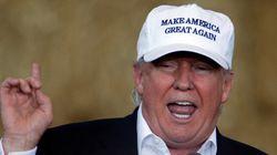 Trump promet des emplois à la communauté noire de