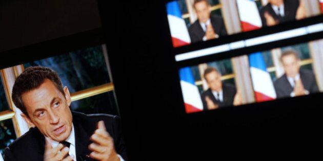 Du «bling-bling» au régime, l'image définit la campagne présidentielle française