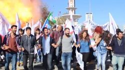 Turquie: les premières images de la double explosion mortelle