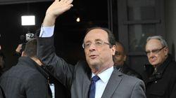 France: Hollande gagne le 1er tour, en bonne position pour devenir