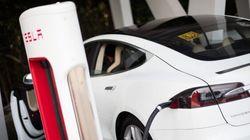 Les voitures électriques pourront emprunter un corridor entre Québec et le