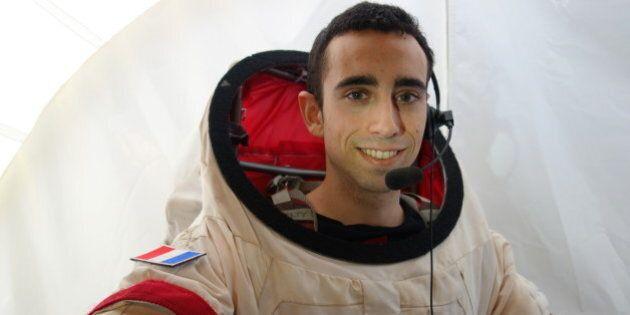 Un Français revient enfin de Mars après un an d'enfermement sous un