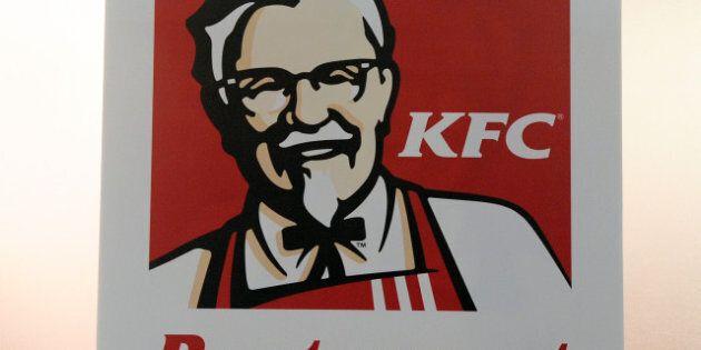 KFC condamné à verser 8,2 millions $ à une jeune cliente en