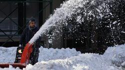 Après Snowzilla, le déneigement bat son