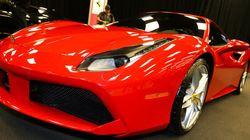 Salon de l'auto: des technologies qui