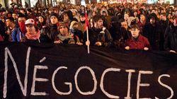Les étudiants québécois dans la presse