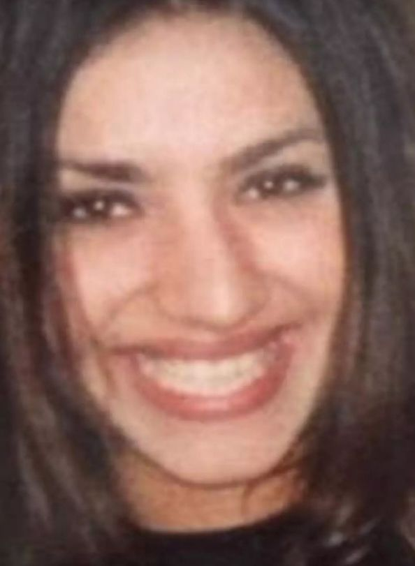 Mihrican Mustafa, 38, also known as MJ, who has been formally identified by police as one of two women...