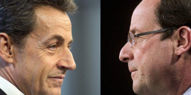 France: duel décisif entre Hollande et Sarkozy, à quatre jours du