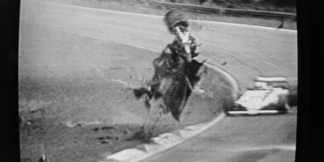 30e anniversaire de la mort en piste de Gilles Villeneuve