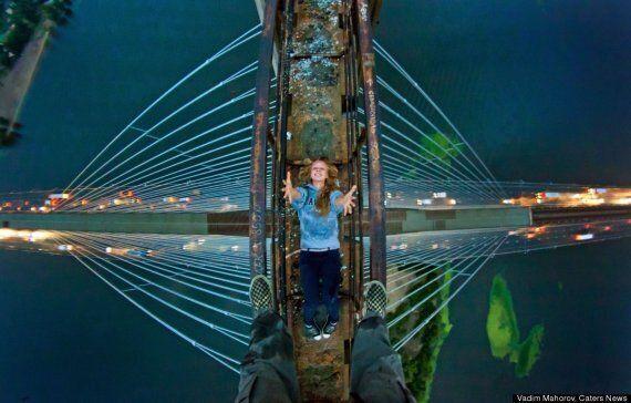 Skywalking: le dangereux phénomène photo des ados russes