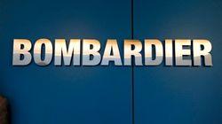 Bombardier a perdu près de 500 millions