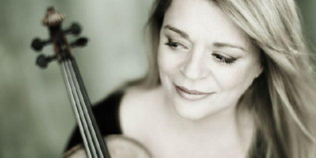 Pour la violoniste Angèle Dubeau, Internet et musique classique font bon