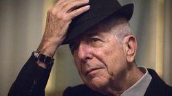 Le nouveau Leonard Cohen en écoute