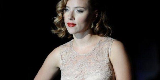 Scarlett Johansson: en couple avec un nouveau