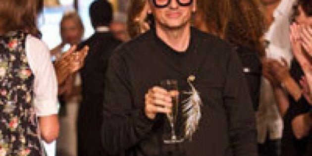 Denis Gagnon, grivoiseries à la Semaine de la mode de
