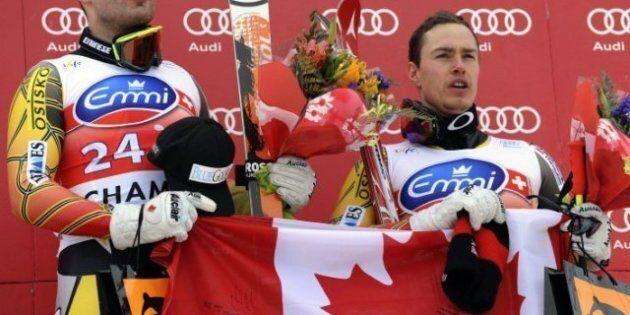 Chamonix: 2 skieurs canadiens sur le