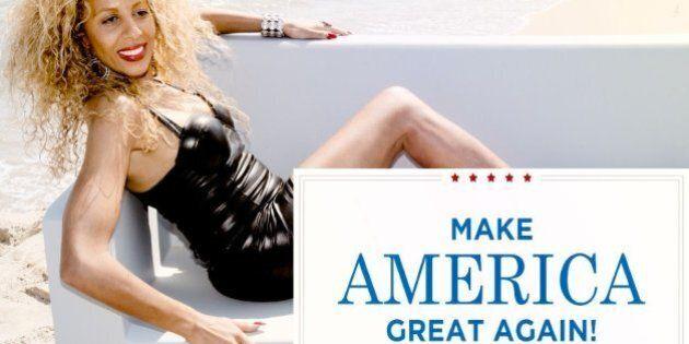 Afida Turner apporte son soutien à Donald Trump dans la présidentielle
