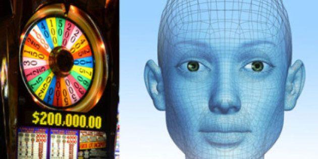 Casinos: bientôt la reconnaissance faciale pour les joueurs
