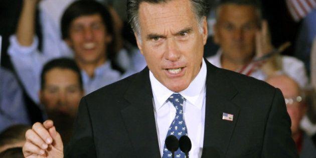 Mitt Romney veut confirmer sa place de leader cette