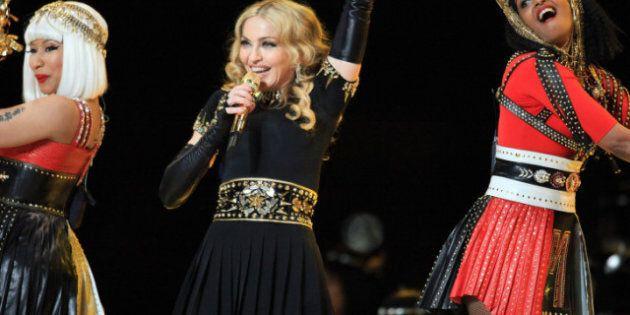 Superbowl: les Giants et Madonna au sommet -