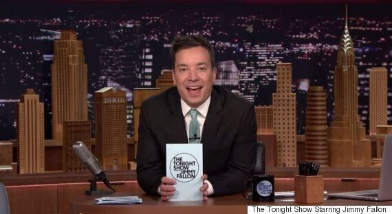 Jimmy Fallon animera le prochain gala des Golden