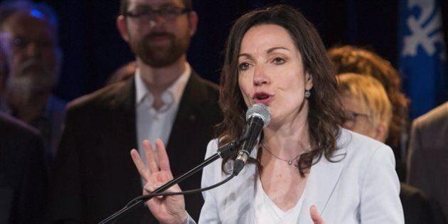 Martine Ouellet bloquerait le passage du pipeline d'Énergie
