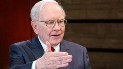 Le milliardaire Warren Buffett contre Donald