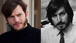 Les premières images d'Ashton Kutcher en Steve