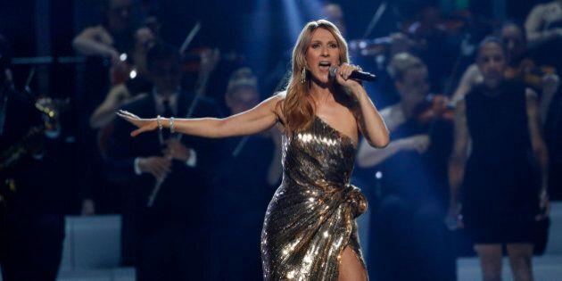 Billboard Icon Award recipient Celine Dion