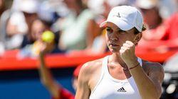 Simona Halep remporte la finale de la Coupe
