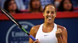 Coupe Rogers: Madison Keys met fin au beau parcours de Kristina