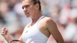 Coupe Rogers: Simona Halep passe en