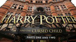 Magie à Londres pour la première mondiale sur les planches d'Harry
