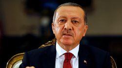Le président turc dit aux Occidentaux de se «mêler de leurs