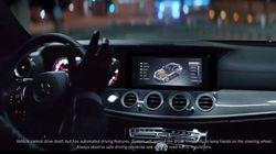 Mercedes-Benz cède à la pression et retire une pub sur la conduite