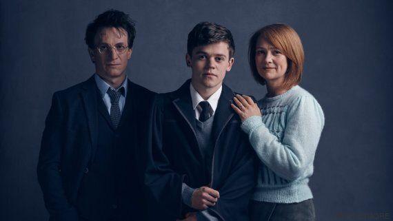 Un nouveau livre de la saga Harry Potter sort en librairie ce
