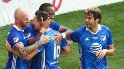 Malgré un but de Drogba, Arsenal l'emporte contre les étoiles de la MLS