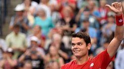 Coupe Rogers: Raonic se débarrasse de